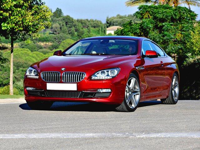 BMW SERIE 6 nuova