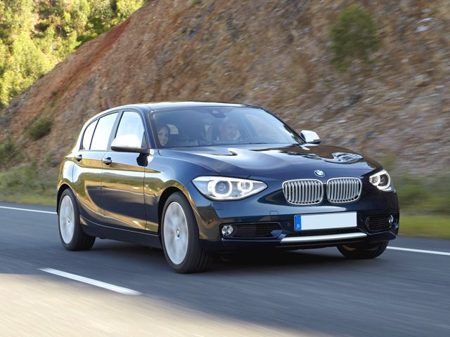 nuova SERIE 1 - BMW N°3