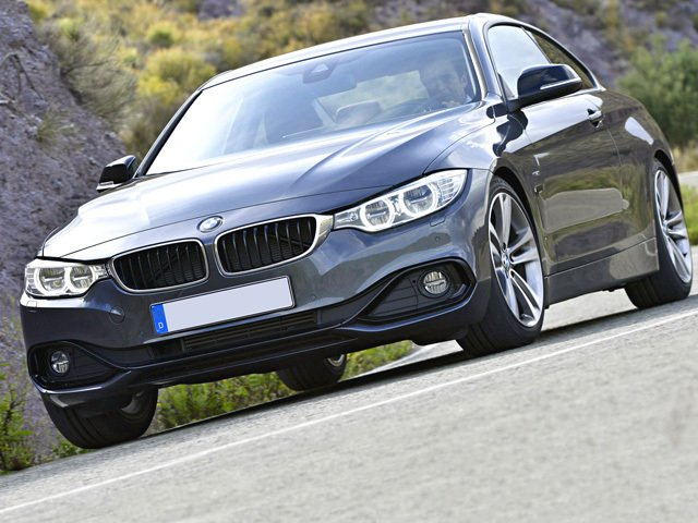 BMW SERIE 4 nuova