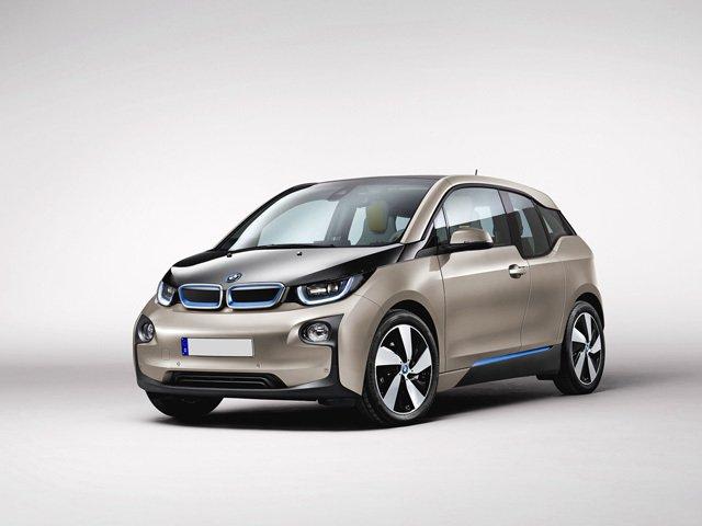 BMW I3 nuova