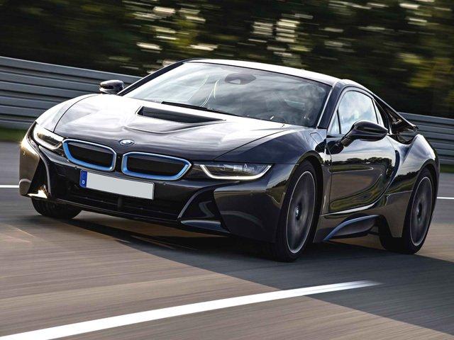 BMW I8 nuova