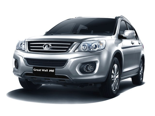 GREAT WALL MOTOR H6