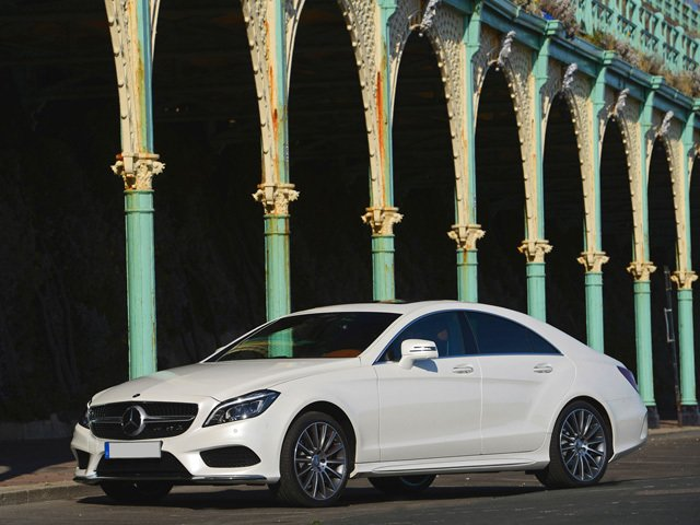 MERCEDES CLASSE CLS nuova