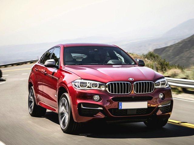 nuova X6 - BMW