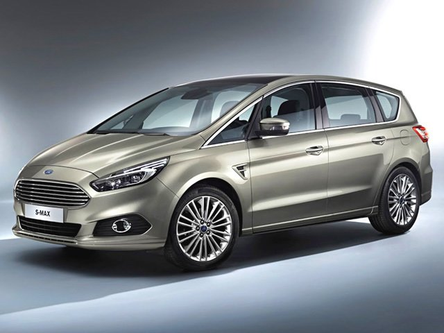 nuova S-MAX - FORD N°2