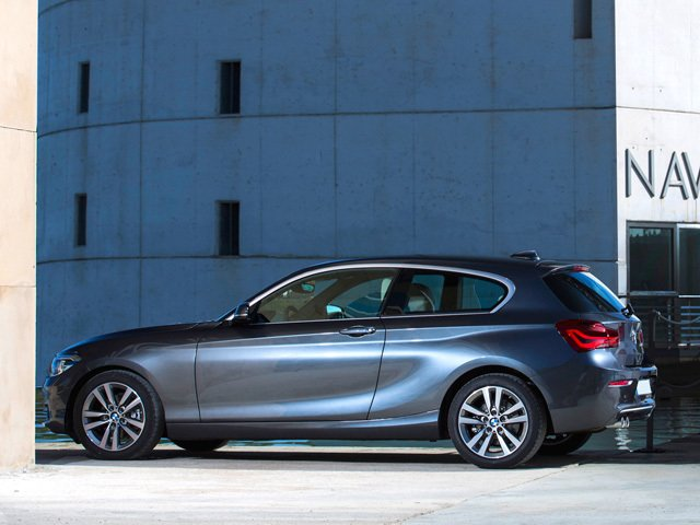 BMW SERIE 1 nuova