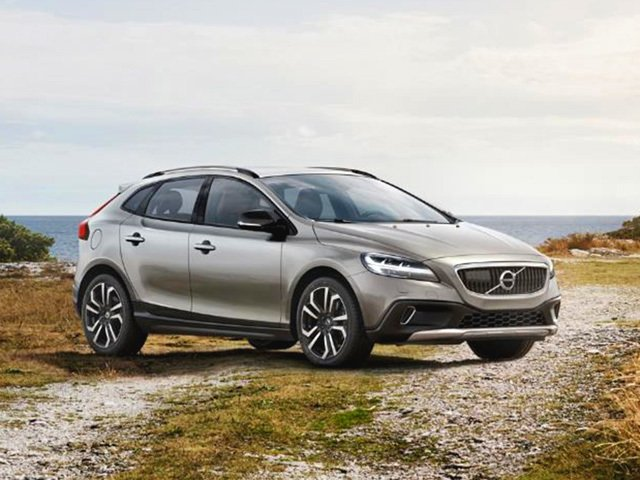 nuova V40 CROSS COUNTRY - VOLVO