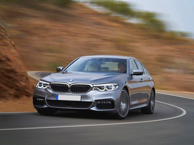 nuova SERIE 5 - BMW N°6