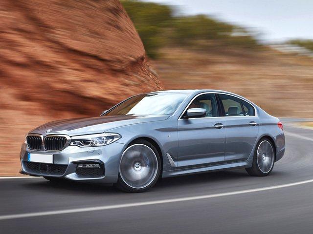 nuova SERIE 5 - BMW N°5