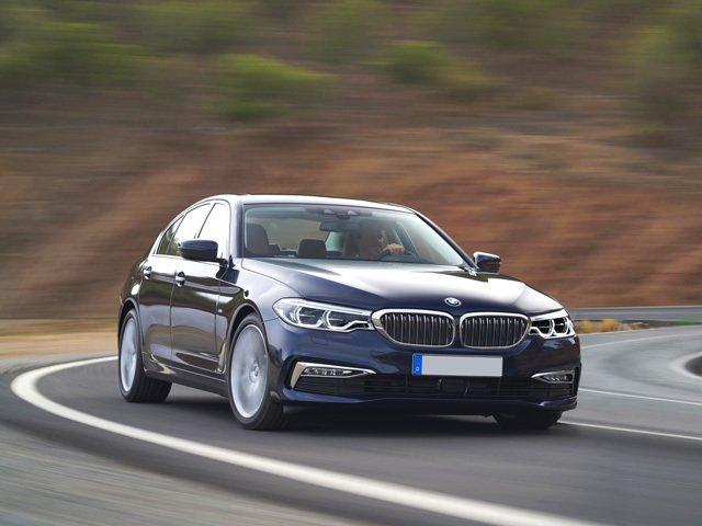 nuova SERIE 5 - BMW N°4