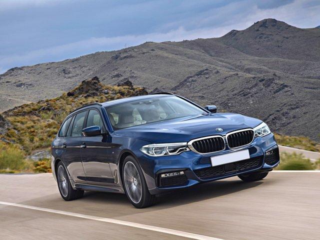 nuova SERIE 5 - BMW N°2