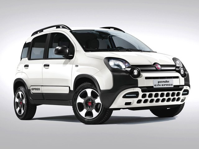 nuova PANDA - FIAT N°2