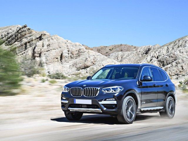 nuova X3 - BMW N°1