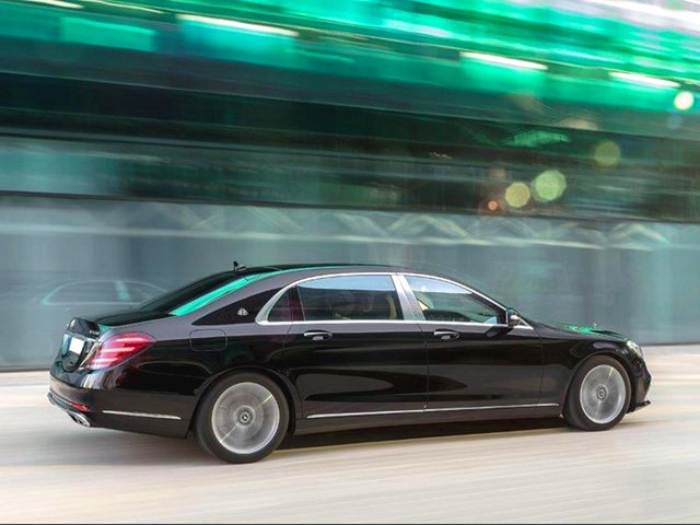 nuova MAYBACH - MERCEDES