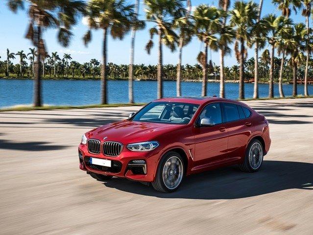 nuova X4 - BMW N°1