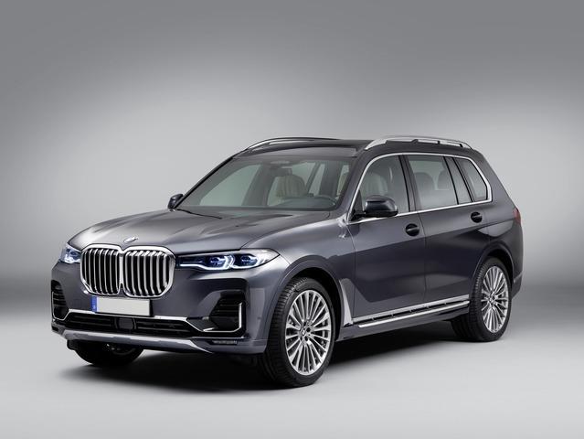 nuova X7 - BMW
