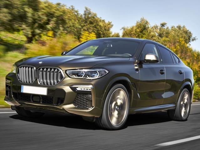 nuova X6 - BMW N°2