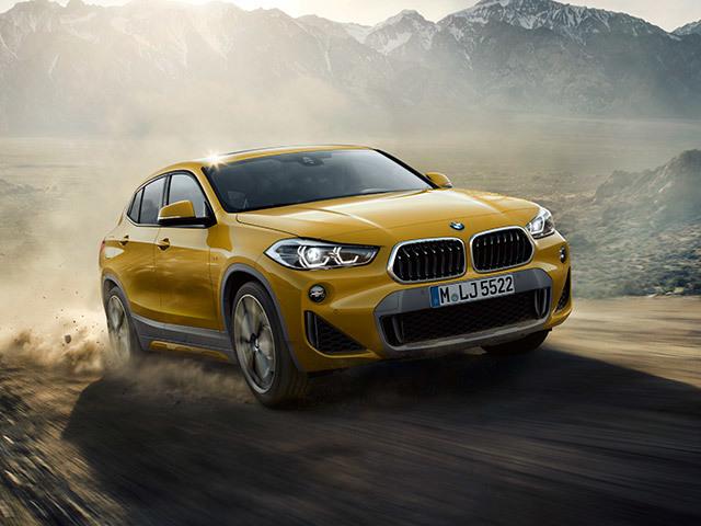 nuova X2 - BMW