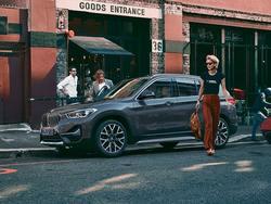 NUOVA BMW X1