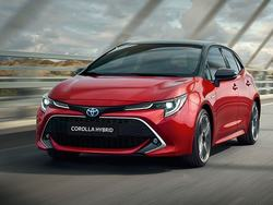 Toyota Nuova Corolla Hybrid
