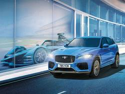 JAGUAR F-PACE ULTIMATE ICON